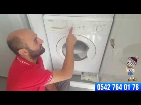 Beko Çamaşır Makinesi, Detaylı İnceleme, ( D5 8101 E Modeli)