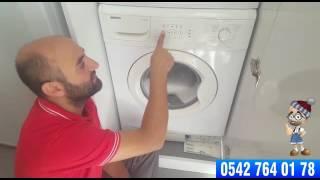 Beko D5101B Çamaşır Makinesi Programı Nasıl İptal Edilir?