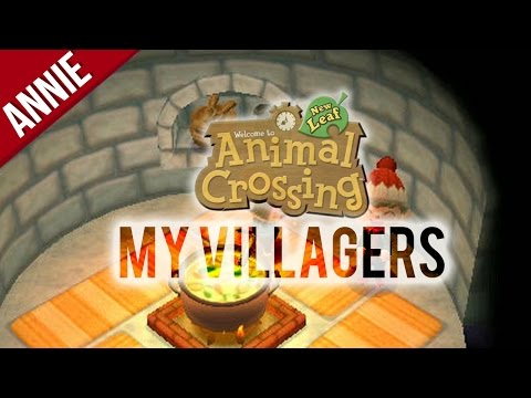 animal crossing new leaf villagers dating