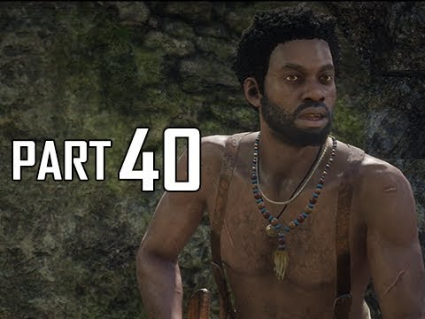 Red Dead Redemption 2 Walkthrough Gameplay Part 40 - Guarma (RDR2 Lets Play)