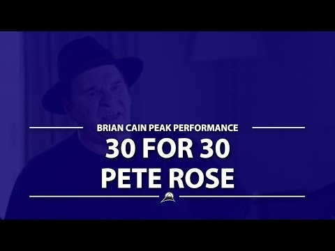 30 for 30 | Pete Rose