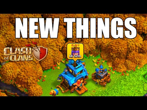 We Are Getting So Many New Things In Clash Of Clans