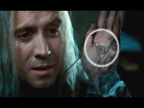 죽음의성물 Deathly Hallows : 영화 속에 등장한 죽음의 성물