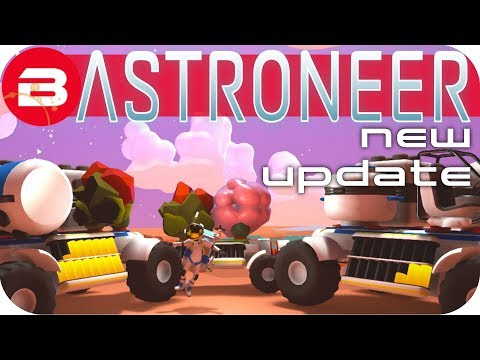 Astroneer Gameplay ▶RESEARCH TREE HUNT NEW UPDATE PATCH 196◀ Lets Play Astroneer Patch 196 #3