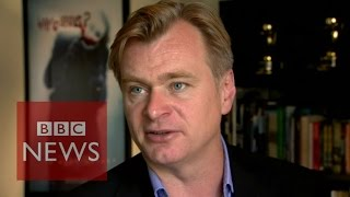Interstellar: Christopher Nolan on science behind the film - BBC News