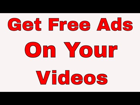 How To Promote Your YouTube Channel Using Free Ads