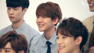 아이비클럽 교복 광고촬영 / 2015 엑소 인터뷰 – EXO INTERVIEW