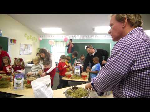 Jobes Access Schools Planting Amaryllis