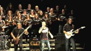 CORO ZIRYAB Y TRILOGY EN CONCIERTO (Rock and Choir)
