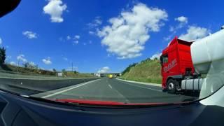 Road to Hungary #1: Greece