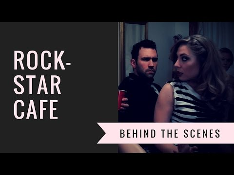 Behind The Scenes of Rock-Star Cafe