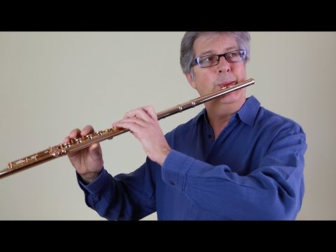 Sonority 2 video for Simply Flute