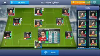 plantilla para suscriptores al 100% + monedas infinitas para [ dream league soccer 2017]  sin root