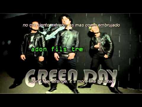 The forgotten-green day (PRONUNCIACION Y LETRA)