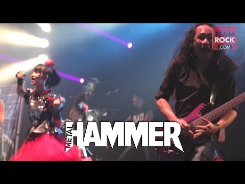 Dragonforce collaborating with Babymetal   Download 2015   Metal Hammer