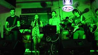 Just A Fool by Christina Aguilera and Blake Shelton (Cover) - KRockers @ Timbre Substation '14