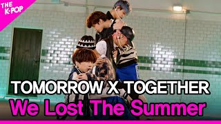 Download TOMORROW X TOGETHER, We Lost The Summer (투모로우바이투게더, 날씨를 잃어버렸어) [THE SHOW 201103]