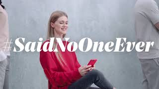 Queuing is my favourite hobby #SaidNoOneEver - Virgin Mobile UAE