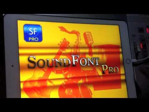 how to make a soundfont