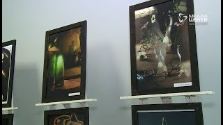 Выставка фотохудожника Николая Викторова в верещагинской библиотеке
