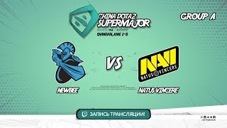 NewBee vs Natus Vincere, Super Major, game 2 [Adekvat]