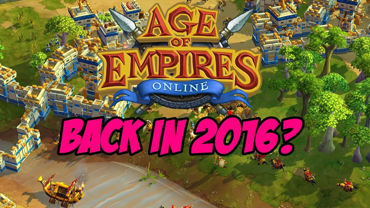 age of empires online private server