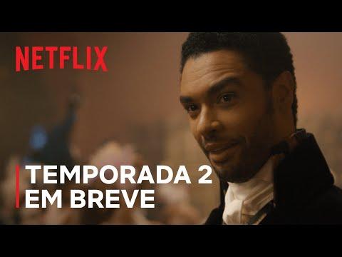 Bridgerton | Anúncio da Temporada 2 | Netflix