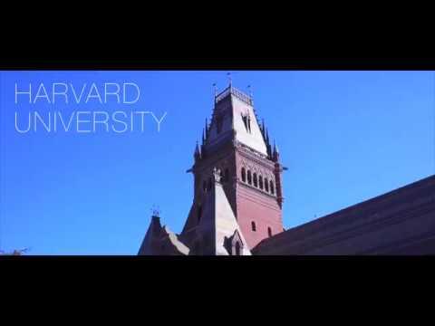 harvard campus tour // fall 2017
