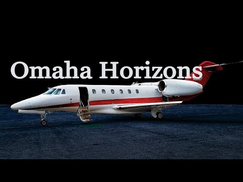 Private Jet Charters Omaha Airports