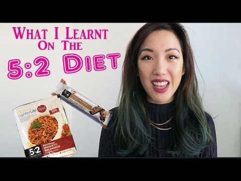 Tips How To Do The 5:2 Diet - From Someone Who Hates Diets!