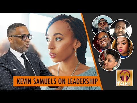 """Kevin Samuels highlights how WOMEN LEAD WITH EMOTIONS, MEN FOCUS ON RESULTS 
