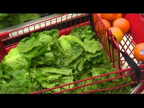 CDC: Romaine lettuce may be cause of E. coli outbreak