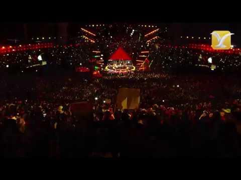 ZION & LENNOX -  Te Quiero Pa´Mi - Festival de Viña del Mar 2018 #VIÑA #CHILE