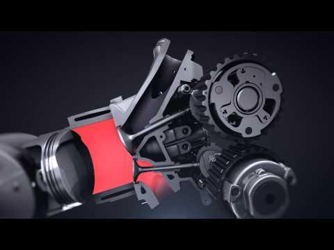 Nuevo motor Testastretta DVT con sistema Desmodrómico de distribución variable