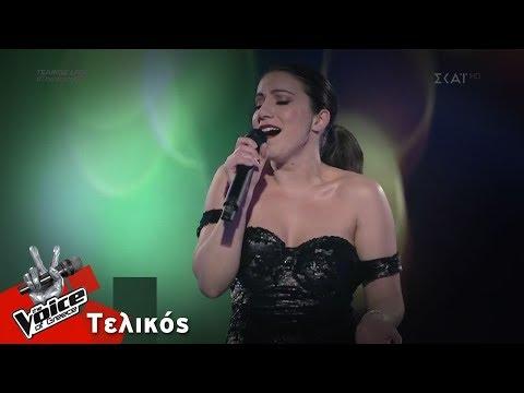 Λεμονιά Μπέζα - Η Μαλάμω   Τελικός   The Voice of Greece