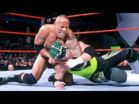 The Hurricane vs. The Rock: Raw, March 10, 2003