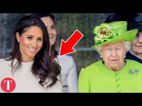 20 Mistakes Meghan Markle Has ALREADY MADE As A Royal