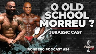 JURASSIC CAST - IRONBERG PODCAST #54