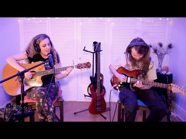 Laura Jenkins Feat. Stewart Colley - Autumn Leaves (Cover Version) - Live Recording