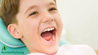 Rostlinná strava: zdraví ústní dutiny