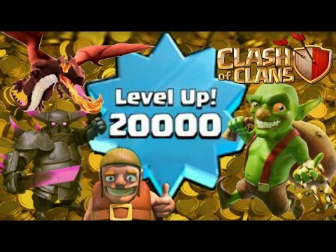 HIGHEST LEVEL / DONATIONS EVER IN CLASH OF CLANS HISTORY?