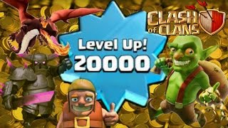 One of Hurley - Clash101's most viewed videos: HIGHEST LEVEL / DONATIONS EVER IN CLASH OF CLANS HISTORY?