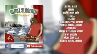 ✮ Olasz slágerek magyarul #4. (teljes album) | Nagy Zeneklub |
