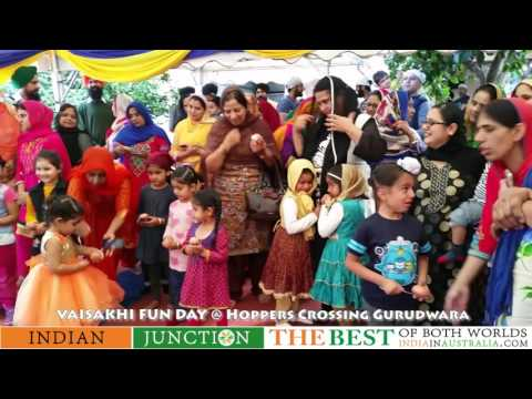 VAISAKHI FUN DAY @ Hoppers Crossing Gurudwara