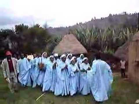 Etiopia - Canto per la Messa