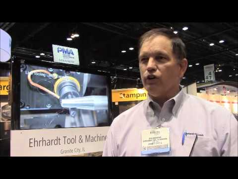 FABTECH 2013 Interview with Ehrhardt Tool & Machine