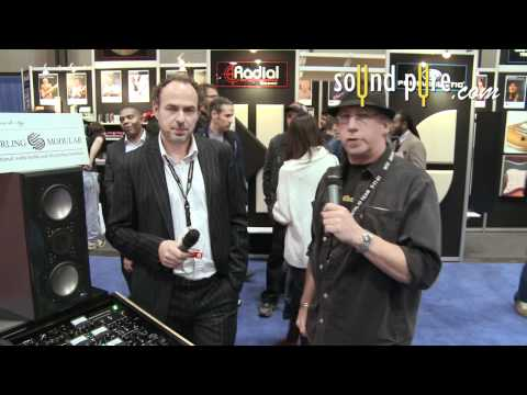 Audio Engineering Society Convention 2011 NYC Javits Center Day 2