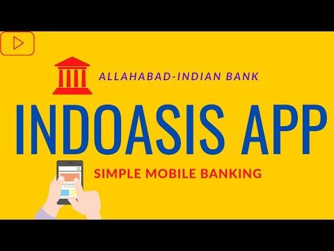 Indoasis Mobile Banking App   How To Use Indoasis Bank App   #IndianBank   2021 New App