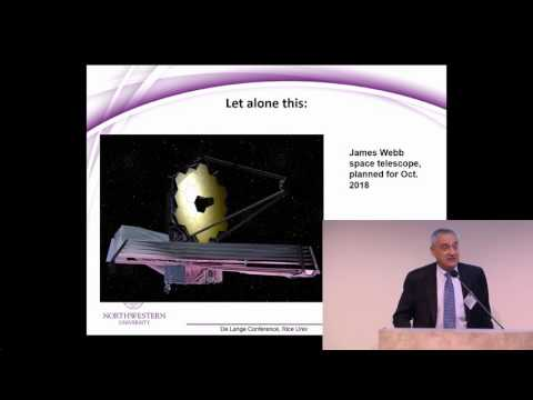 Joel Mokyr at De Lange Conference X - Humans, Machines and the Future of Work