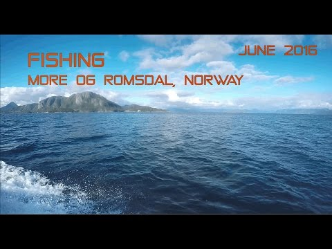 GoPro: Fishing - More og Romsdal, Norway